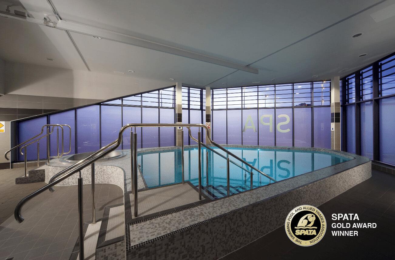 Gateway Spa pool